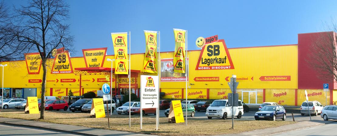 tejo's SB Lagerkauf Nienburg (Weser): tejo.de