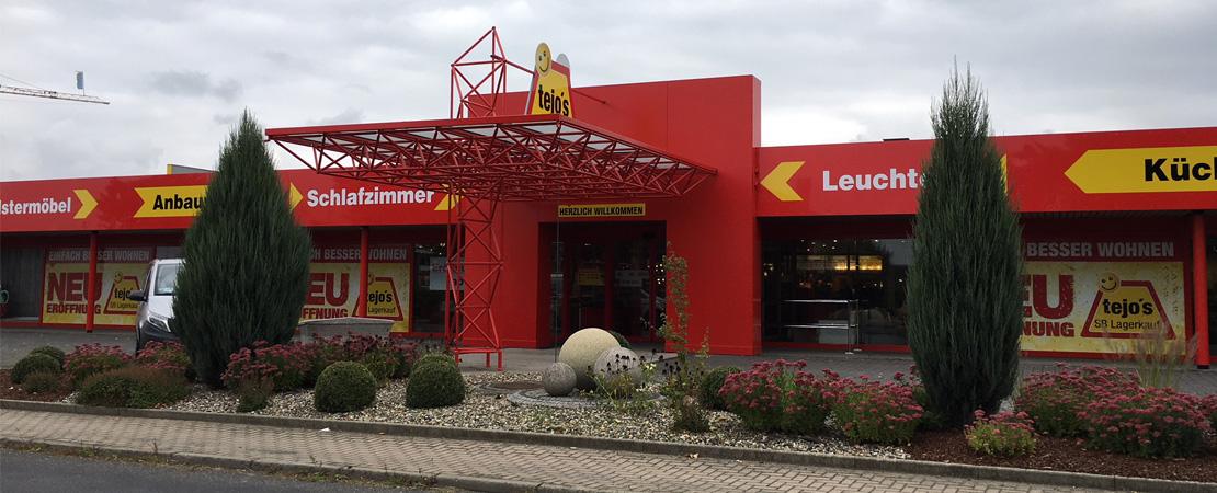 tejo's SB Lagerkauf Schwalmstadt: tejo.de